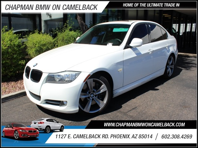 2009 BMW 3-Series Sdn 335i 56723 miles 1127 E Camelback BUY WITH CONFIDENCE Chapman BMW