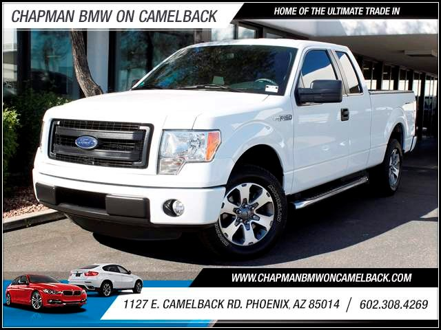 2013 Ford F-150 STX Extended Cab 4503 miles 1127 E Camelback BUY WITH CONFIDENCE Chapman