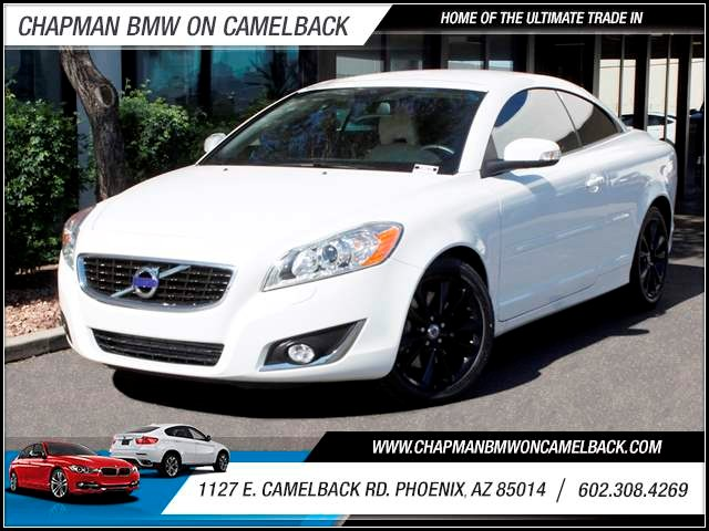2013 Volvo C70 T5 Premier Plus 19304 miles 602 385-2286 1127 Camelback TAX SEASON IS HERE B