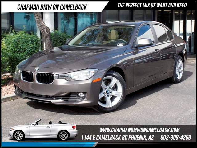 2012 BMW 3-Series Sdn 328i 38415 miles 1144 E CamelbackCPO Elite Sales Event on now at Chapman