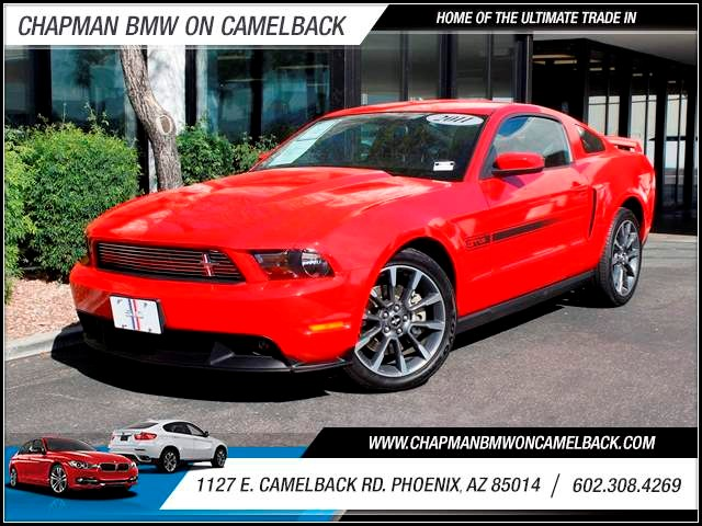 2011 Ford Mustang GT Premium 42061 miles 602 385-2286 1127 Camelback TAX SEASON IS HERE Buy