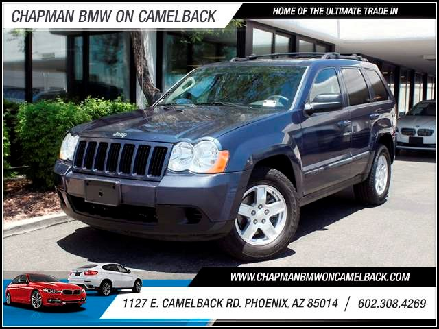 2009 Jeep Grand Cherokee Laredo 88681 miles 602 385-2286 1127 E Camelback HOME OF THE ULTIMA