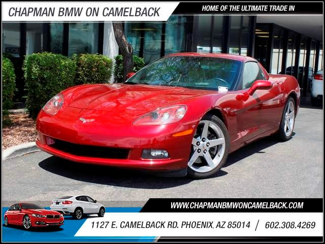 2006 Chevrolet Corvette 22228 miles 602 385-2286 1127 E Camelback HOME OF THE ULTIMATE TRADE