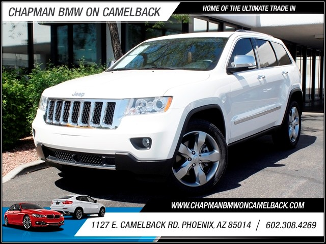 2012 Jeep Grand Cherokee Overland 28571 miles 602 385-2286 1127 Camelback TAX SEASON IS HERE