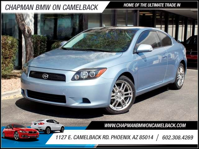 2008 Scion tC Spec 88714 miles 602 385-2286 1127 E Camelback HOME OF THE ULTIMATE TRADE IN