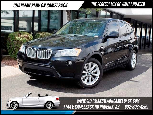2014 BMW X3 xDrive28i 11825 miles 1144 E CamelbackCPO Spring Sales Event on now at Chapman BM