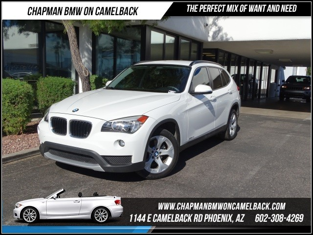 2014 BMW X1 sDrive28i 28458 miles Black Friday Sales Event at Chapman BMW on Camelback in Phoenix