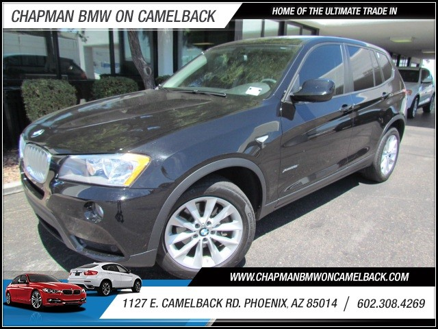 2013 BMW X3 xDrive28i PremTechNavi 40945 miles Premium Package Technology Package Comfort Acc