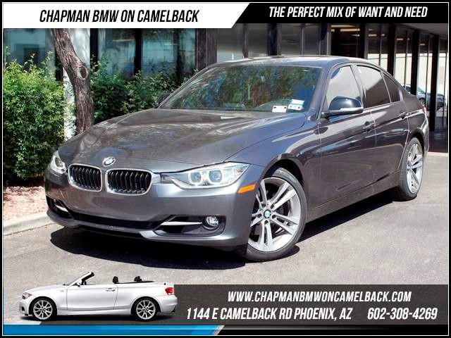 2012 BMW 3-Series Sdn 328i Sport Line Prem Pkg 57076 miles 1144 E CamelbackCPO Spring Sales E