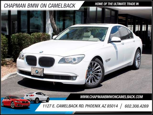 2009 BMW 7-Series 750i 66637 miles 602 385-2286 1127 E Camelback HOME OF THE ULTIMATE TRADE