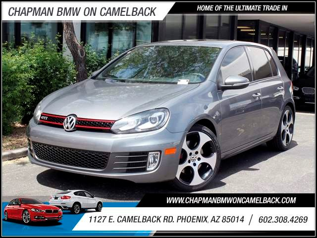 2011 Volkswagen GTI PZEV 56403 miles 602 385-2286 1127 Camelback TAX SEASON IS HERE Buy the