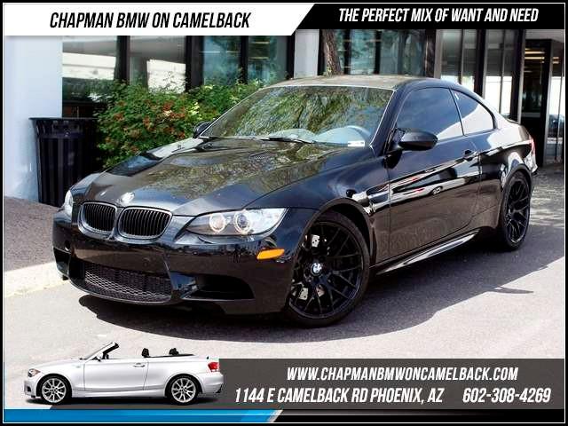 2013 BMW M3 NAV CompPrem Pkg 48462 miles 1144 E CamelbackCPO Spring Sales Event on now at Ch