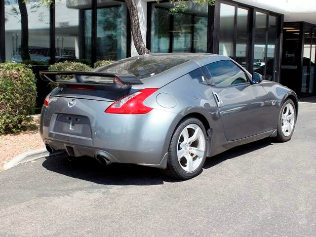 Used 2012 Nissan 370z Touring Stock 150971q Chapman