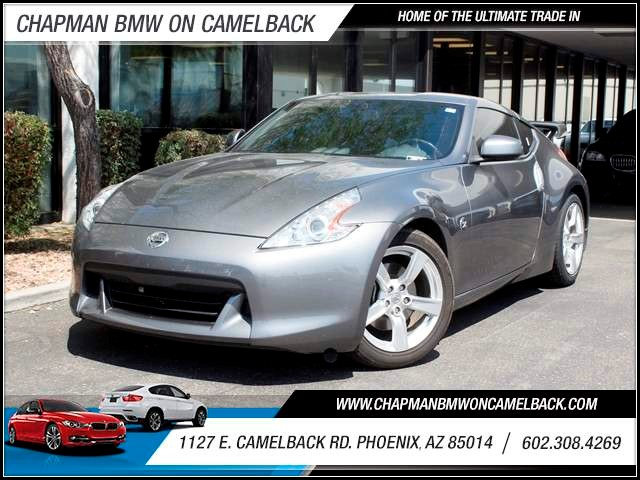 2012 Nissan 370Z 29565 miles 602 385-2286 1127 E Camelback HOME OF THE ULTIMATE TRADE IN