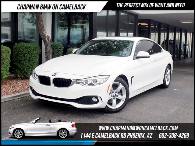 2014 BMW 4-Series 428i 10781 miles Memorial Day Sales Event at Chapman BMW on Camelback in Phoeni