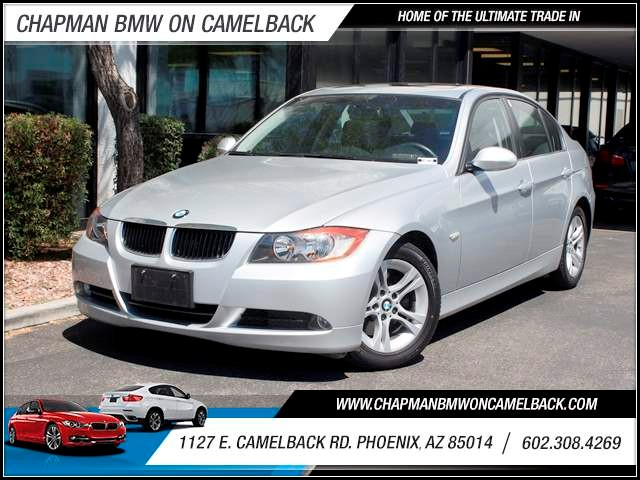2008 BMW 3-Series Sdn 328i 44570 miles 602 385-2286 1127 Camelback TAX SEASON IS HERE Buy t