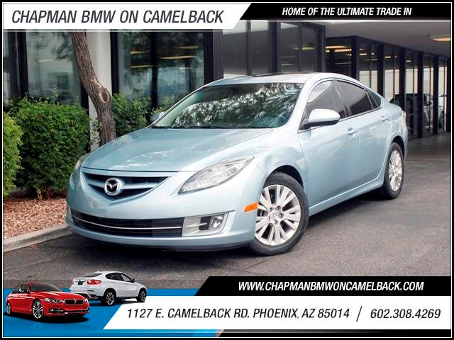 2009 Mazda MAZDA6 i Grand Touring 82341 miles 602 385-2286 1127 E Camelback HOME OF THE ULTI