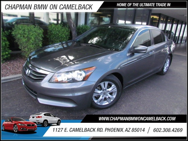 2012 Honda Accord SE 49765 miles 602 385-2286 1127 E Camelback HOME OF THE ULTIMATE TRADE IN