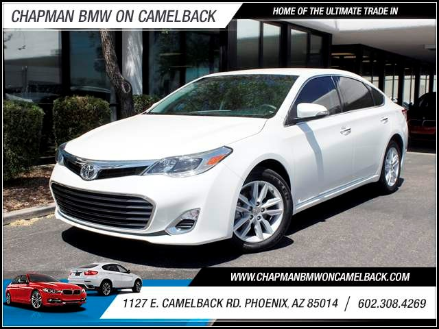 2014 Toyota Avalon XLE Touring NAV 21051 miles 602 385-2286 1127 E Camelback HOME OF THE ULT