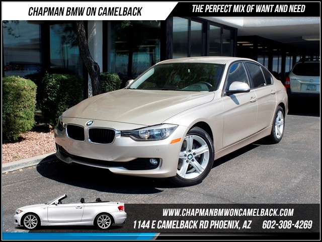 2014 BMW 3-Series Sdn 320i 5599 miles 1144 E Camelback RdYES it is possible to own a BMW for le