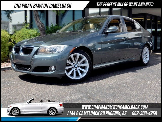 2011 BMW 3-Series 328i 45956 miles Premium Package Value Package Cruise control Anti-theft sys