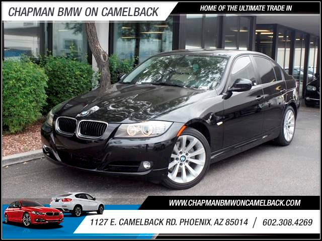 2011 BMW 3-Series Sdn 328i 42843 miles 1144 E Camelback Summer is here and the deals are sizzli