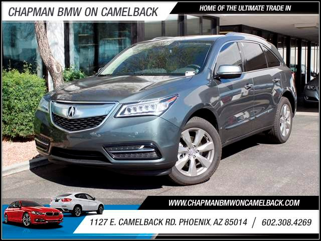 2014 Acura MDX wAdvance wRES 8521 miles TAX SEASON IS HERE Buy the car or truck of your DREA
