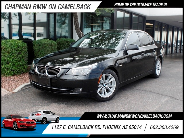 2010 BMW 5-Series 535i 63075 miles 602 385-2286 1127 E Camelback HOME OF THE ULTIMATE TRADE