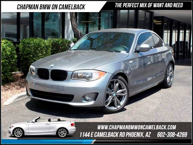 2013 BMW 1-Series 128i 14476 miles 1144 E CamelbackCPO Spring Sales Event on now at Chapman B