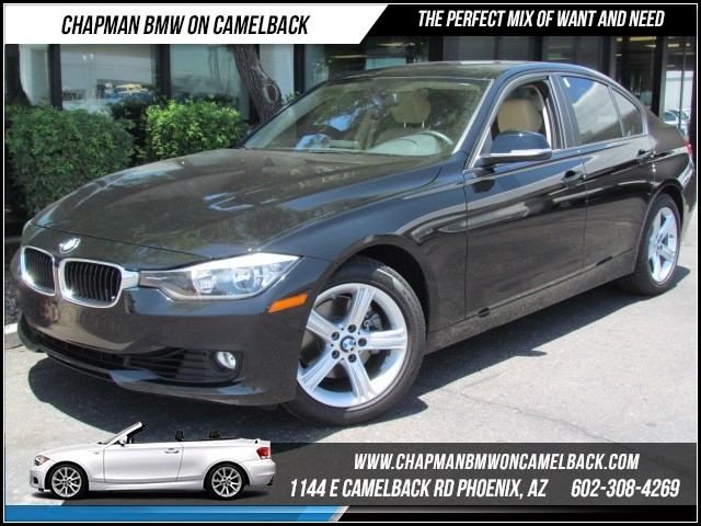 2014 BMW 3-Series Sdn 328i 5395 miles 1127 E Camelback BUY WITH CONFIDENCE Chapman BMW i