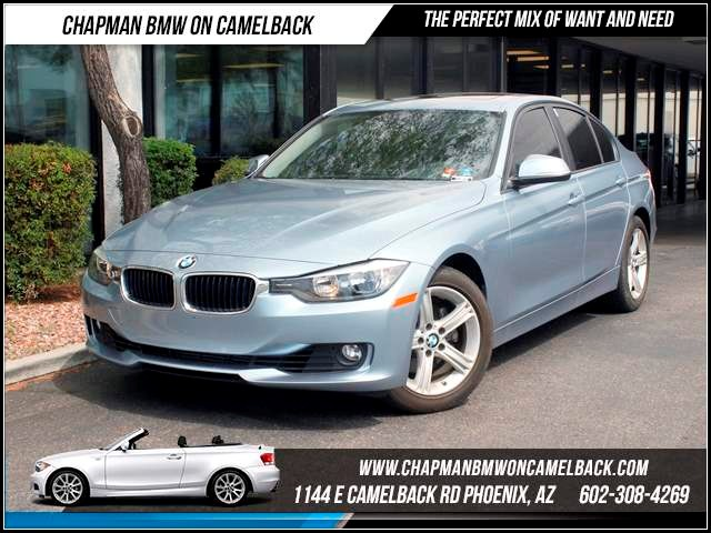 2012 BMW 3-Series Sdn 328i Prem Pkg 28053 miles Memorial Day Sales Event at Chapman BMW on Camelb