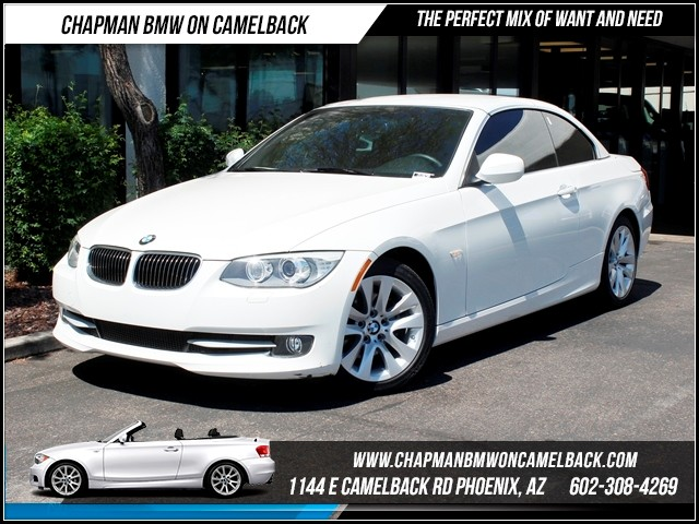 2012 BMW 3-Series Conv 328i Prem Pkg 29646 miles 1144 E CamelbackCPO Spring Sales Event on no