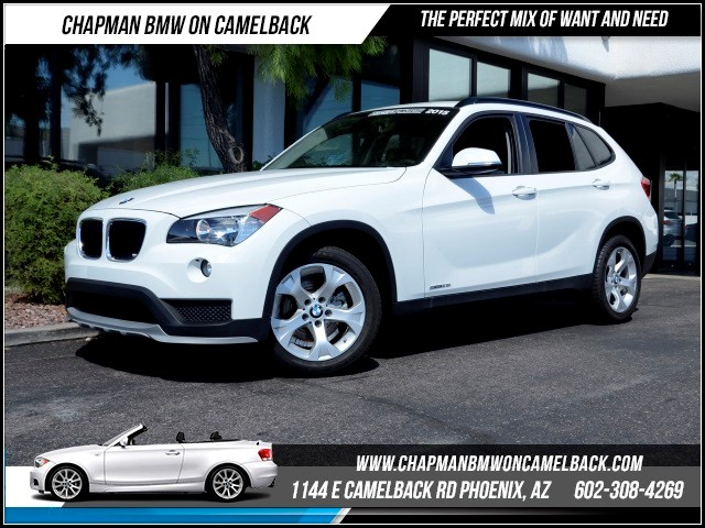 2015 BMW X1 sDrive28i 11837 miles 1144 E Camelback Rd Brand Spankin NewishJust announced 0