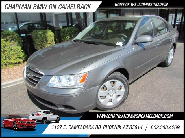 2009 Hyundai Sonata GLS 97442 miles 1127 E Camelback BUY WITH CONFIDENCE Chapman BMW is