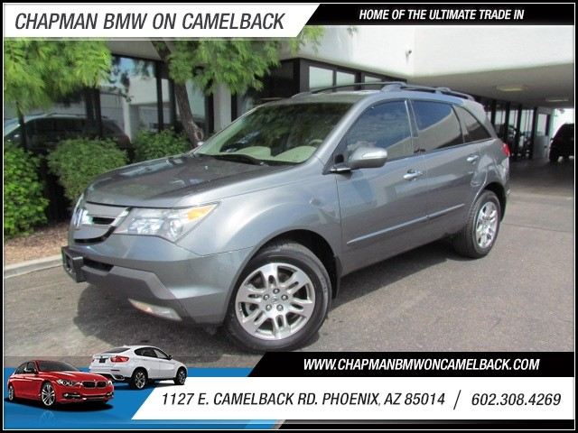 2008 Acura MDX SH-AWD wTech 85003 miles 1127 E Camelback BUY WITH CONFIDENCE Chapman BM