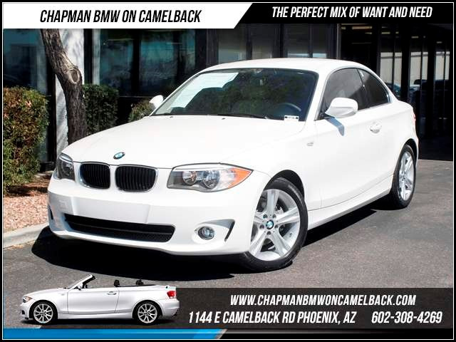 2013 BMW 1-Series 128i 18826 miles Memorial Day Sales Event at Chapman BMW on Camelback in Phoeni
