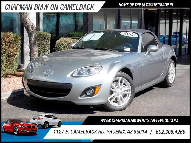 2012 Mazda MX-5 Miata Sport 16003 miles 602 385-2286 1127 E Camelback HOME OF THE ULTIMATE T