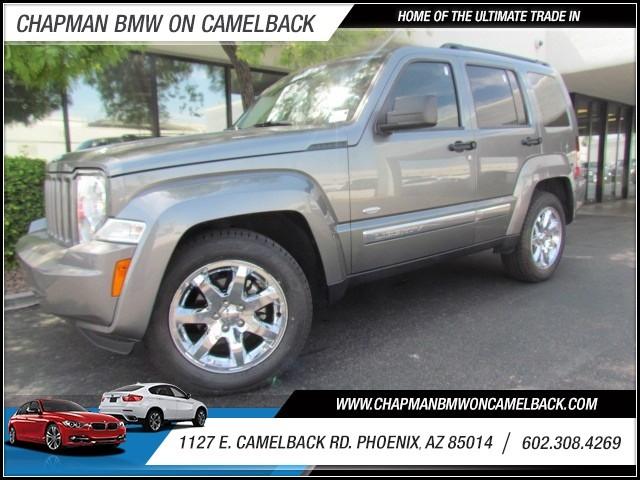 2012 Jeep Liberty Latitude 28537 miles 1127 E Camelback BUY WITH CONFIDENCE Chapman BMW