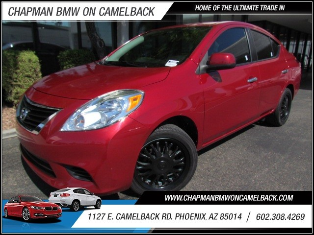 2013 Nissan Versa 16 SL 31368 miles 602 385-2286 1127 E Camelback HOME OF THE ULTIMATE TRAD