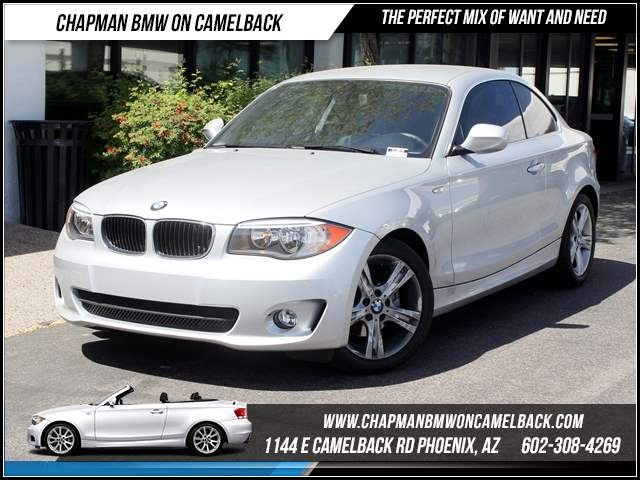 2012 BMW 1-Series 128i 32753 miles 1144 E CamelbackCPO Spring Sales Event on now at Chapman B