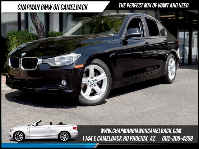 2014 BMW 3-Series Sdn 320i xDrive 11499 miles 602 385-2286 1127 E Camelback HOME OF THE ULTI