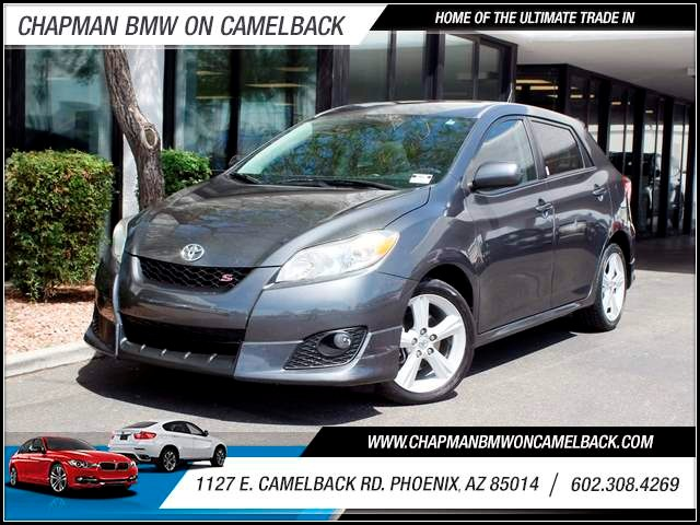 2009 Toyota Matrix S 80138 miles 602 385-2286 1127 E Camelback HOME OF THE ULTIMATE TRADE IN