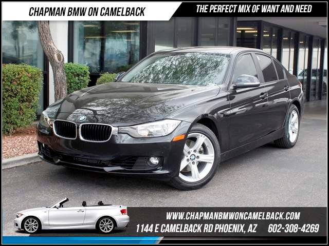 2012 BMW 3-Series Sdn 328i Prem Pkg 41476 miles 1144 E CamelbackCPO Spring Sales Event on now