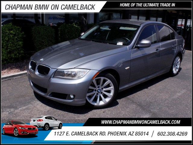 2011 BMW 3-Series 328i 45331 miles Cruise control Anti-theft system audio security system Anti