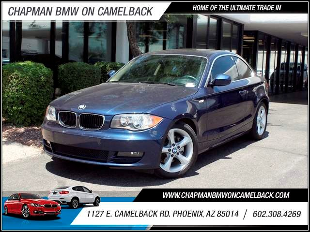 2011 BMW 1-Series 128i 51855 miles 602 308-4269 1127 Camelback TAX SEASON IS HERE Buy the c