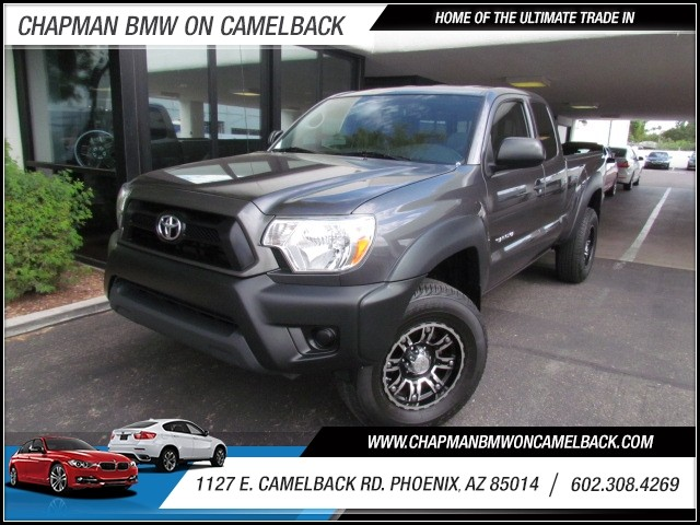 2013 Toyota Tacoma PreRunner Extended Cab 26616 miles 1127 E Camelback BUY WITH CONFIDENCE