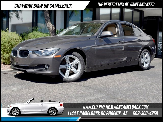 2014 BMW 3-Series Sdn 320i 10532 miles 1144 E Camelback Rd October CPO Sales EventFree Maint