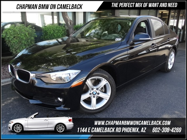 2014 BMW 3-Series Sdn 320i xDrive Cold Weather Pkg 15153 miles 1127 E Camelback BUY WITH CONFI