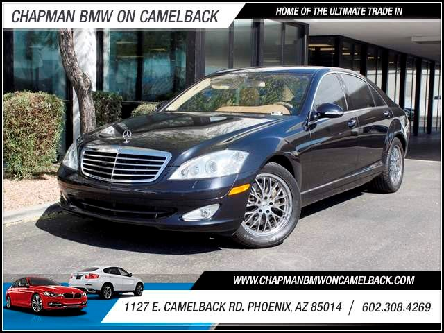2008 Mercedes S-Class S550 37577 miles 602 385-2286 1127 E Camelback HOME OF THE ULTIMATE TR