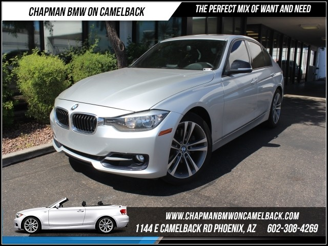 2013 BMW 3-Series Sdn 328i Sport Line Prem Pkg 45646 miles Black Friday Sales Event at Chapman BM